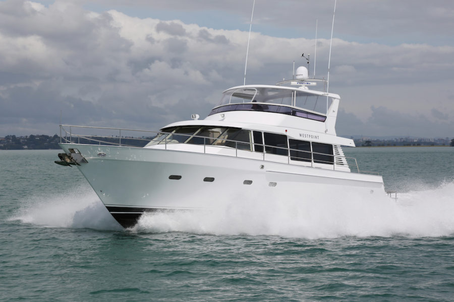 19m Pilothouse – Westpoint