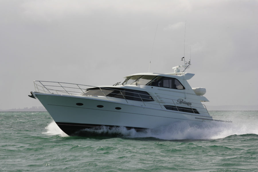 15.8m Pilothouse – Bellagio
