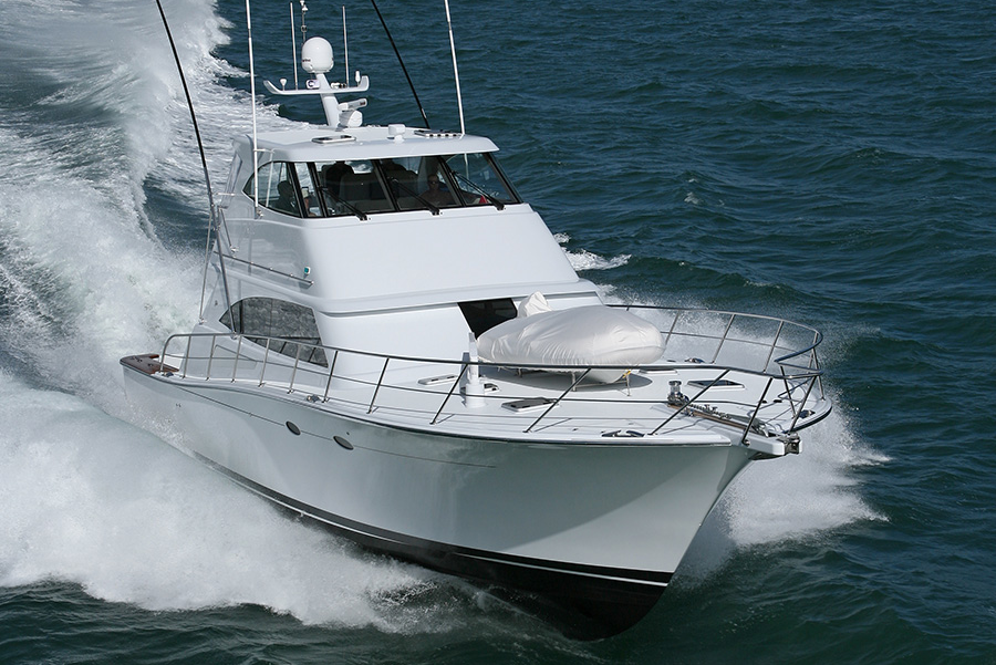 19.8m Sportfisher – Huntress